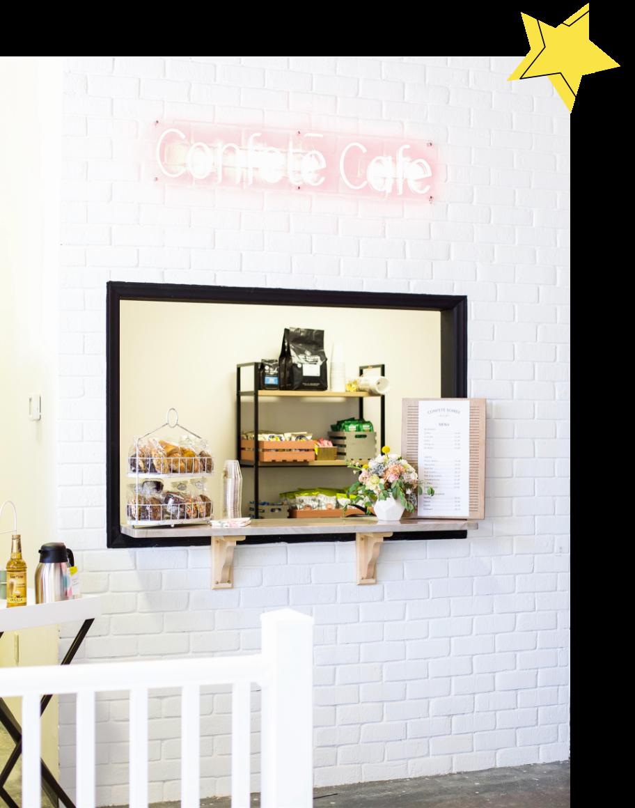 Confetē Cafe
